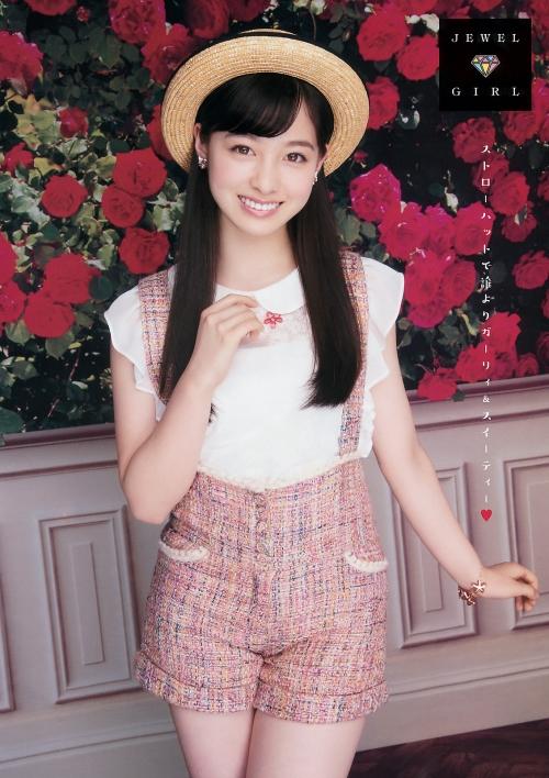 【画像】すっぴんの橋本環奈が可愛すぎる7