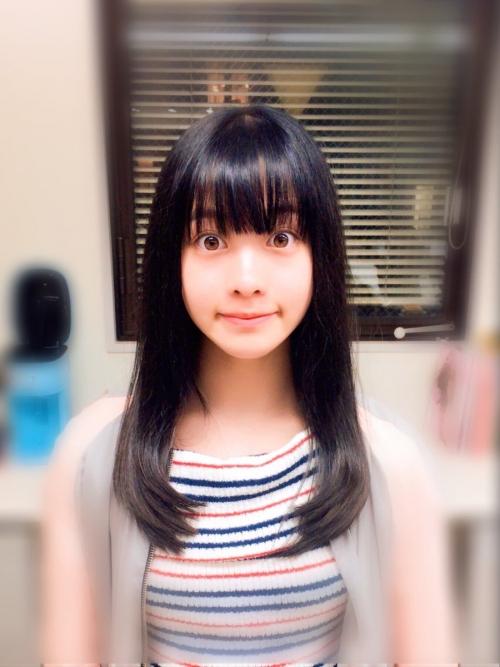 【画像】すっぴんの橋本環奈が可愛すぎる13