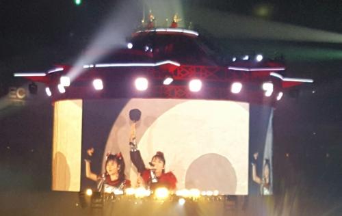 BABYMETAL、東京ドームでワールドツアー締めた 2日間で11万人を動員 12月にはレッチリツアーに参加2