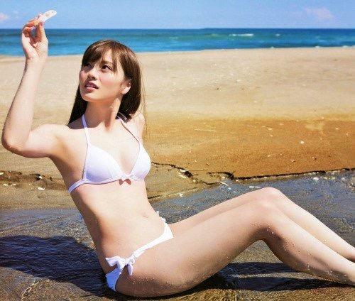 【画像】乃木坂46の白石麻衣、太もも露わなセクシーカット披露17