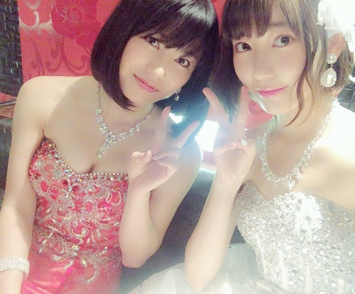 【AKB48】キャバクラドラマ『キャバすか学園』 セクシー衣装が大好評「胸元がエロい」「ぴちぴちのお肌が眩しい。。」2