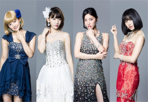 【AKB48】キャバクラドラマ『キャバすか学園』 セクシー衣装が大好評「胸元がエロい」「ぴちぴちのお肌が眩しい。。」5