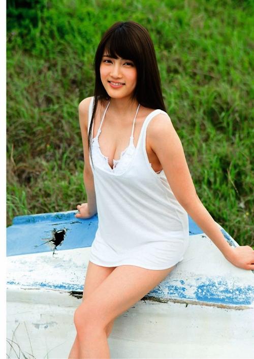 【画像】「AKBで一番の美女」入山杏奈、初の写真集発売決定 「なぜ今までなかったのか」とファンざわざわ11