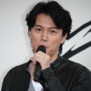福山雅治苦戦スタート 月9「ラヴソング」初回視聴率は10・6%