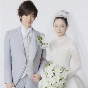 DAIGO、妻・北川景子のウェディング姿公開!「奇跡の連続でした」