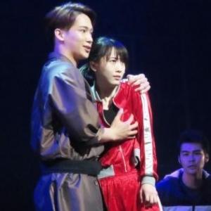 【画像あり】元SKE48の松井玲奈が乳揉まれてるwww