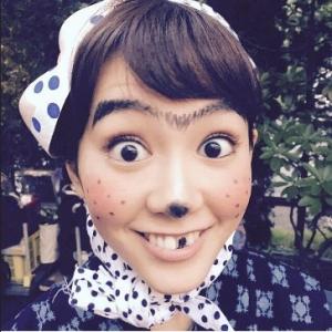 【画像】桐谷美玲、インスタグラムに衝撃どじょうすくい姿をアップ!