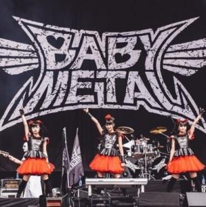 【BABYMETAL】YUIMETAL「ヘヴィ・メタルの音楽やメタル・バンドの見た目が怖かった」