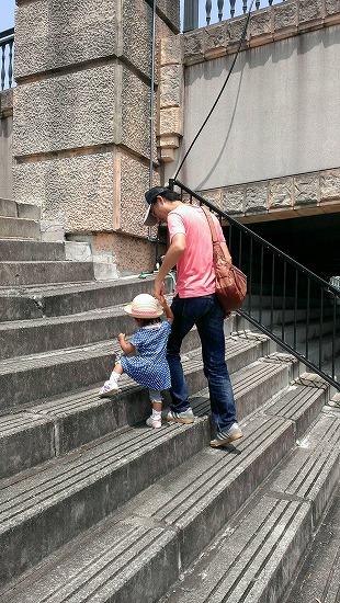 ポルトヨーロッパ階段
