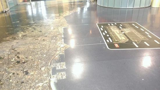 関空床地図