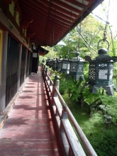 談山神社回廊