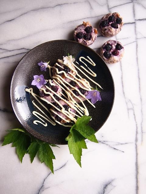 ブルベリのお菓子2