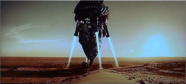 05-モンドシャワン人の宇宙船