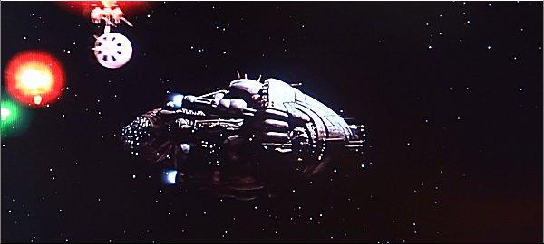 25-モンドシャワン宇宙船