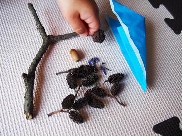 幼稚園のお土産