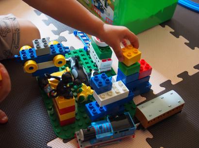レゴ遊園地