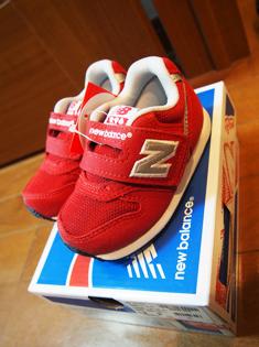 ニューバランス靴