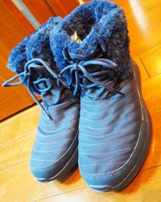 母おにゅ靴