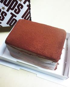 チョコケーキ♪