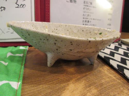 ナメック星人製宇宙船型小皿