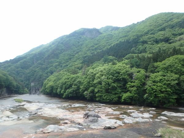 28_05_16 吹割の滝に到着