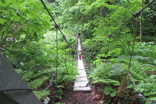 第2吊り橋
