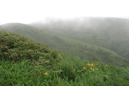 湯森山方面