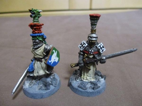 フログレ 騎士と宗教騎士
