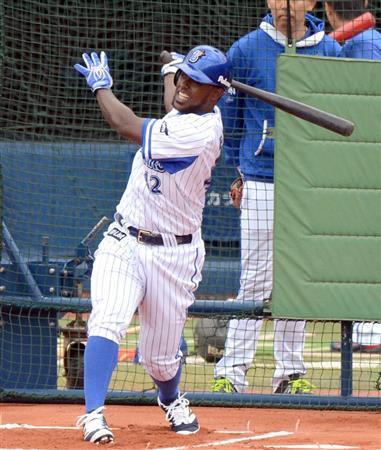 Deエリアン(31) .256 1本 15打点 出塁率.309 OPS.674 得点圏打率.464(28-13) そうだ、野球をみよう