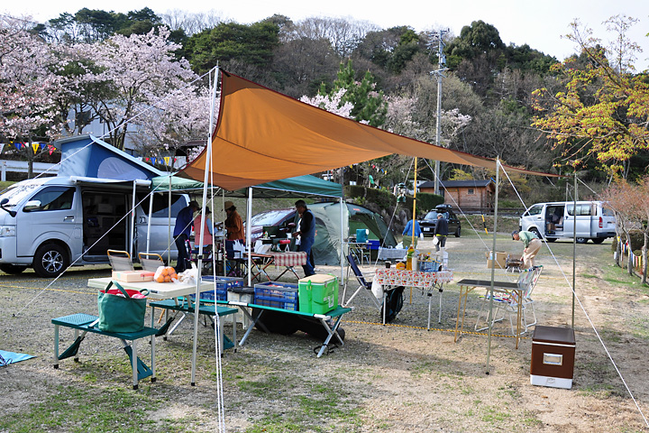 尾高キャンプ