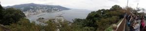 熱海城からの光景