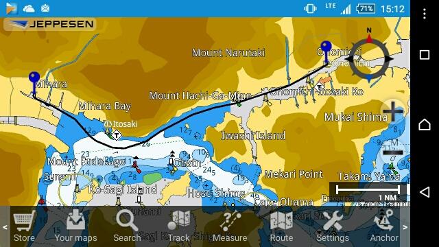 GPS Track 0510