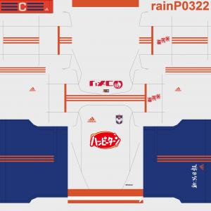11 Albirex Niigata 4