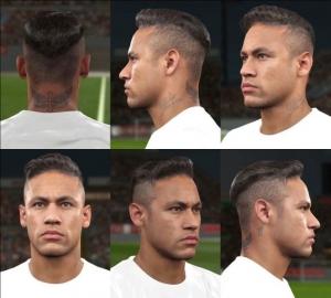Neymar pes16