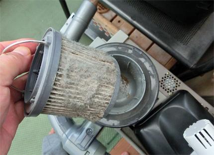 掃除機フィルター1