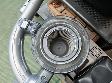 掃除機フィルター2