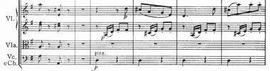 ハイドン/交響曲第94番第4楽章、第2主題