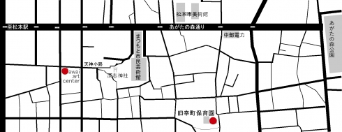 天神マップ(1)