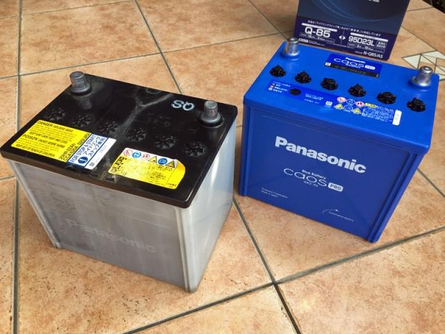 バッテリー交換6