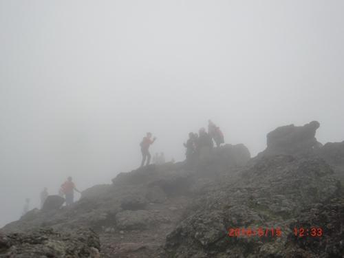006 韓国岳