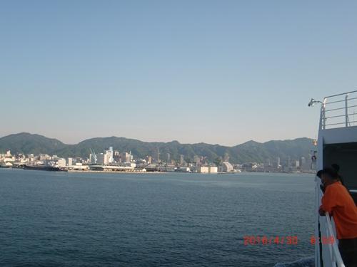 002 神戸港