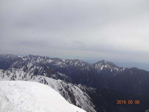 058 山頂より