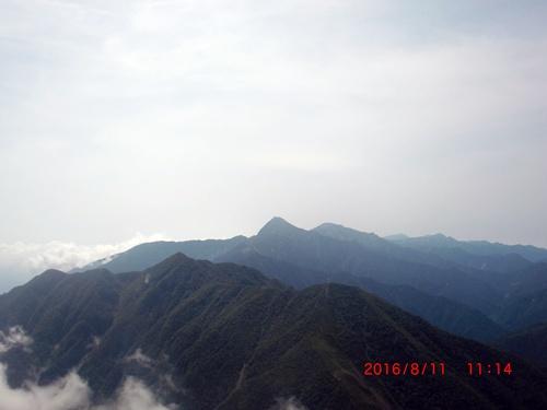 021 北岳