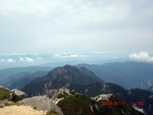 028 山頂より