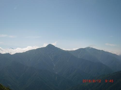 050 北岳