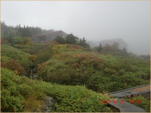012 南竜山荘