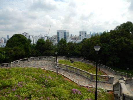 シンガポール2016.1サザンリッジズ