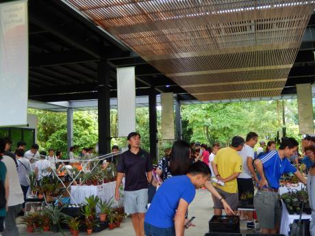シンガポール2016.1サザンリッジズ・ハートパーク