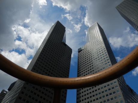 シンガポール2016.1富の噴水