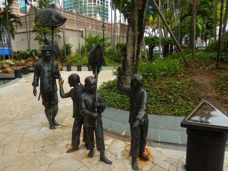 シンガポール2016.1テロックアヤパーク